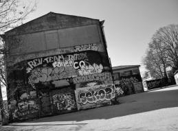 La Liberté Graffitique