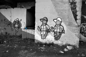 Les Légos Graffeurs
